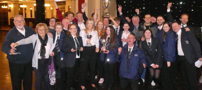 Success at Blackpool